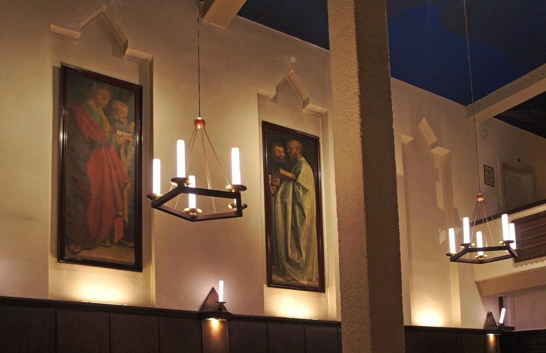 Kreuzkirche Podpod Design Light Space Object
